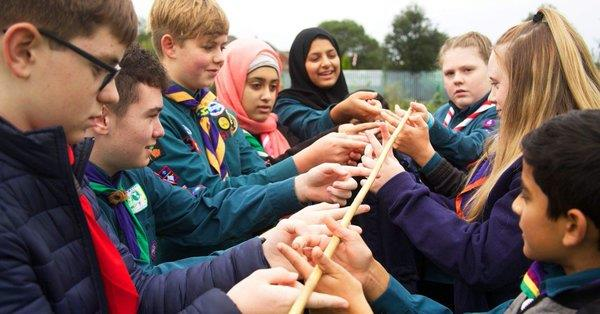 Blackburn Scouts